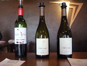 Wine Tasting in Willamette Valley – Cliff Creek
