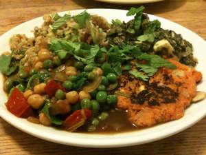Felicity's Indian Feast