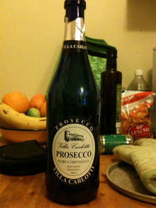 Prosecco Surprise from Trader Joes